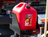 Buyers LT32 Locking Gas Container Rack For Landscaping Trailers, Garages, Sheds, Construction Vehicles Picture # 3