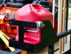 Buyers LT32 Locking Gas Container Rack For Landscaping Trailers, Garages, Sheds, Construction Vehicles Picture # 4