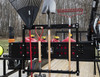 Buyers LT46 5 Position Vertical Hand Tool Rack For Open Landscape Trailers Picture # 5