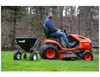 Buyers TB150BG Tow Behind Broadcast Spreader for small tractors, utility vehicles and ATVs Picture # 3