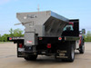 1400460SSE BUYERS SALTDOGG 2.75 CUBIC YARD ELECTRIC CONVEYOR CHAIN SALT SPREADER