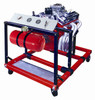 Larin METS-1 BUYERS SALTDOGG Mobile Engine Testing Station stand