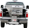 1400050SS BUYERS SALTDOGG 2 CUBIC YARD GAS STAINLESS HOPPER SPREADER