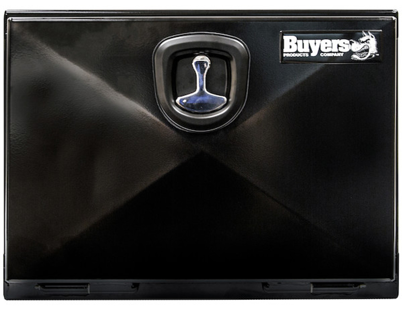 "1742300 BUYERS PRODUCTS XD BLACK STEEL UNDERBODY HEAVY DUTY TRUCK BOX 18""Hx18""Dx24""W"