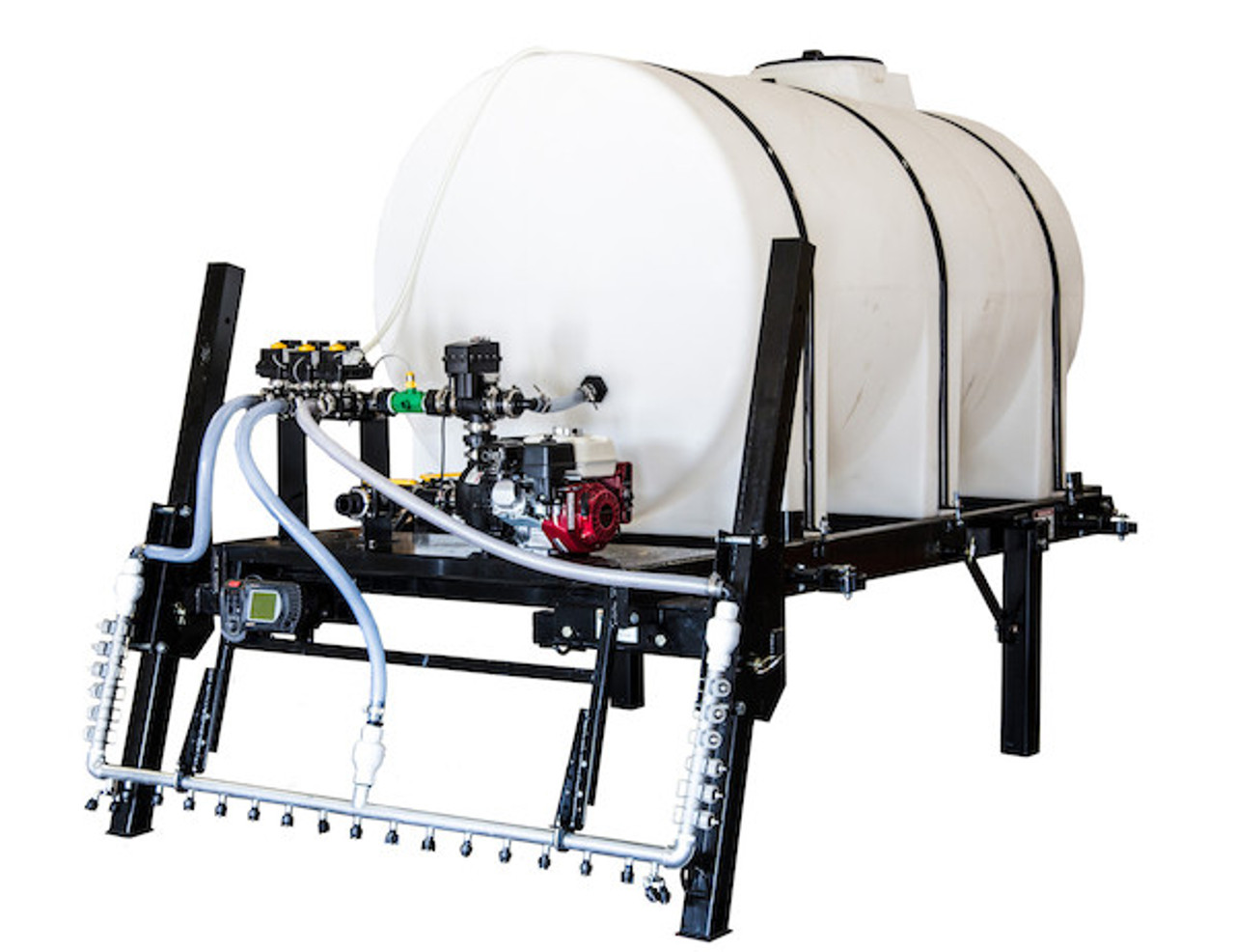 BUYERS SALTDOGG 6191611 1065 Gallon Gas-Powered Anti-Ice System With One-Lane Spray Bar With Automatic Application Rate Control