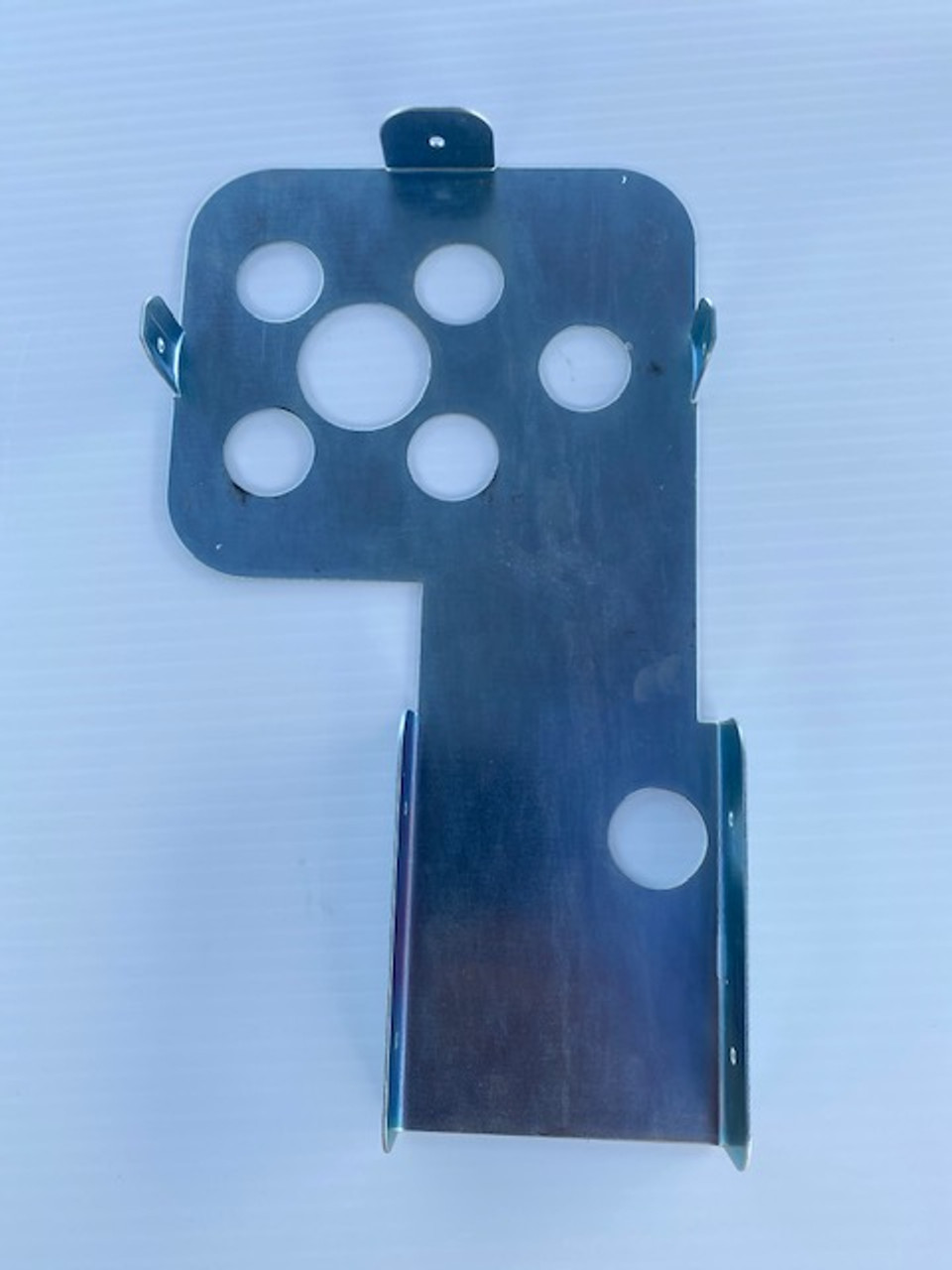 2 HP Electric Gear Motor 90:1 12VDC w/cover 5 hole  3 yr warranty
