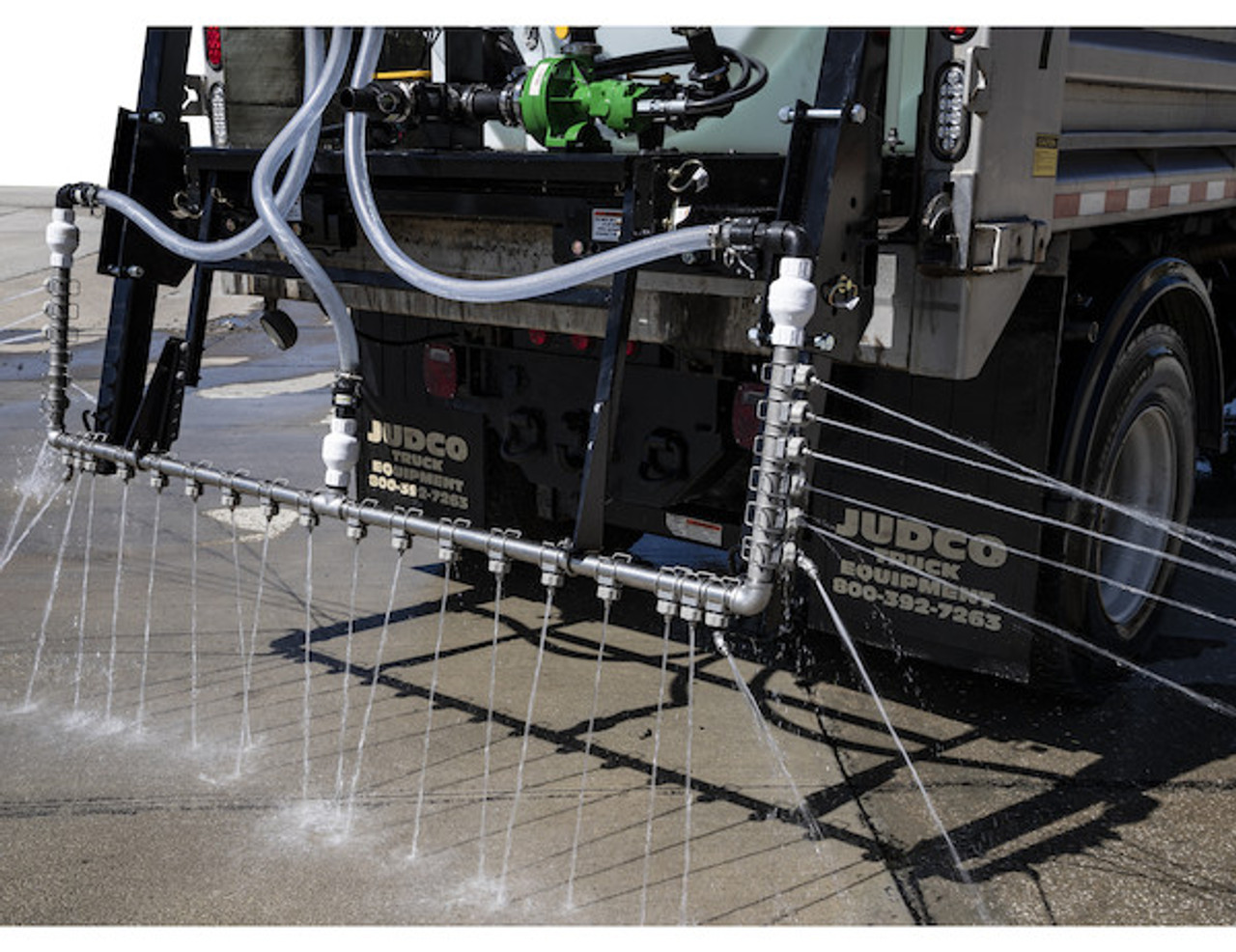 6192730 BUYERS SALTDOGG 1065 Gallon Hydraulic Anti-Ice System With One-Lane Spray Bar And Manual Application Rate Control  #3