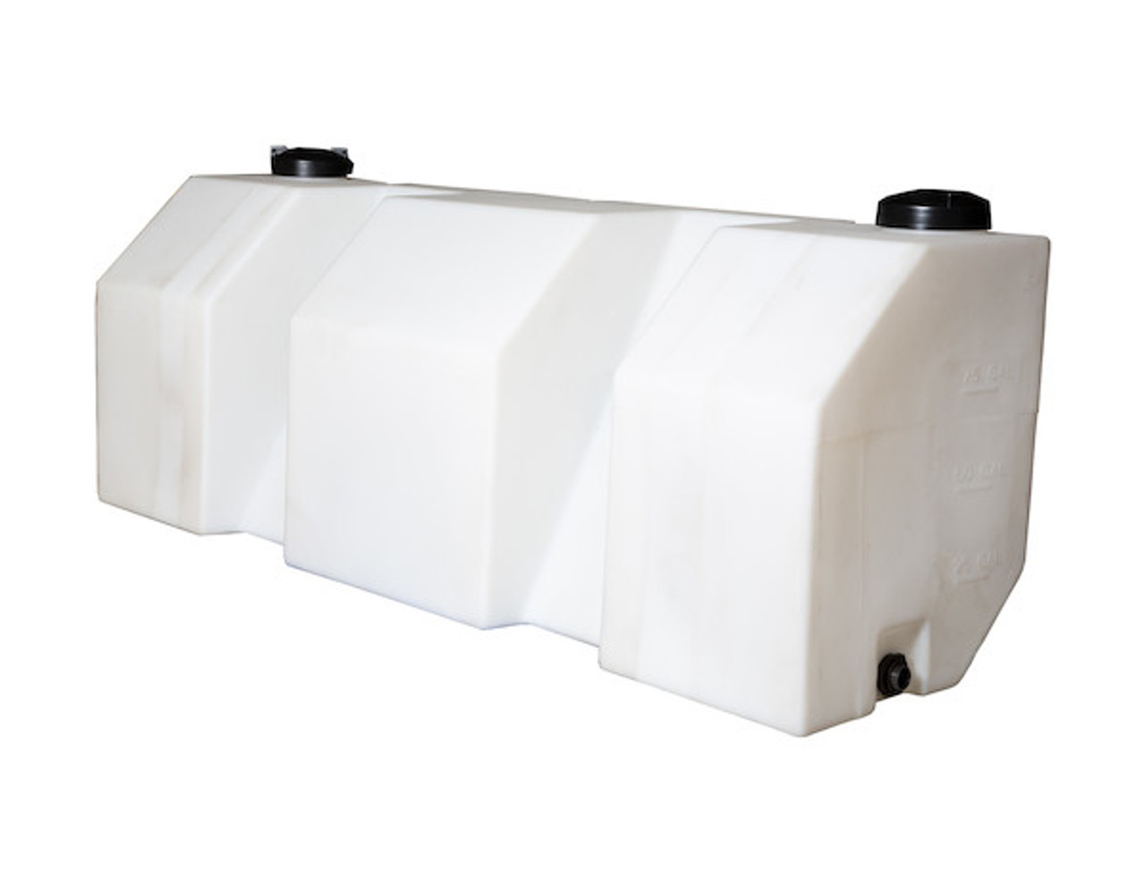 LS5 Buyers SaltDogg 12 VDC Pre-Wet Kit With Two 105-Gallon Wedge Poly V-Box Mount Reservoir Picture # 6