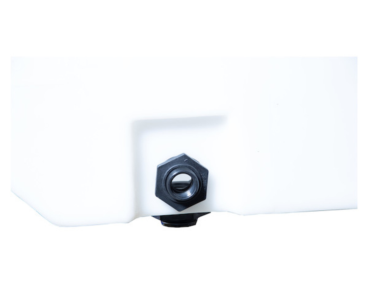 LS5H Buyers SaltDogg Pre-Wet Kit With Two 105-Gallon Wedge Poly V-Box Mount Reservoir Picture # 8