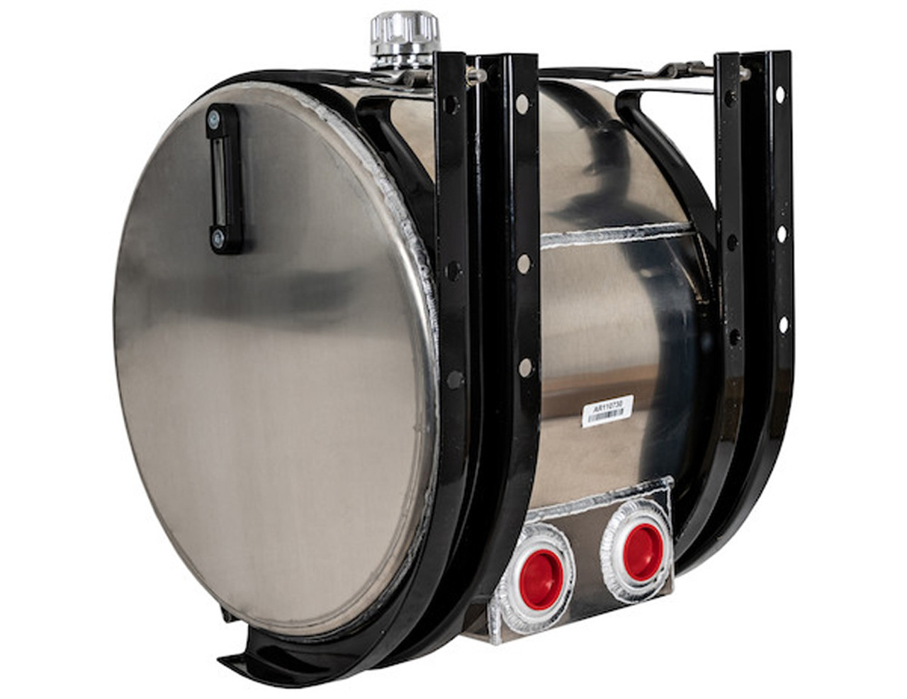 BUYERS SMC25AR 25 Gallon Side Mount Aluminum Reservoir with Rear Ports
