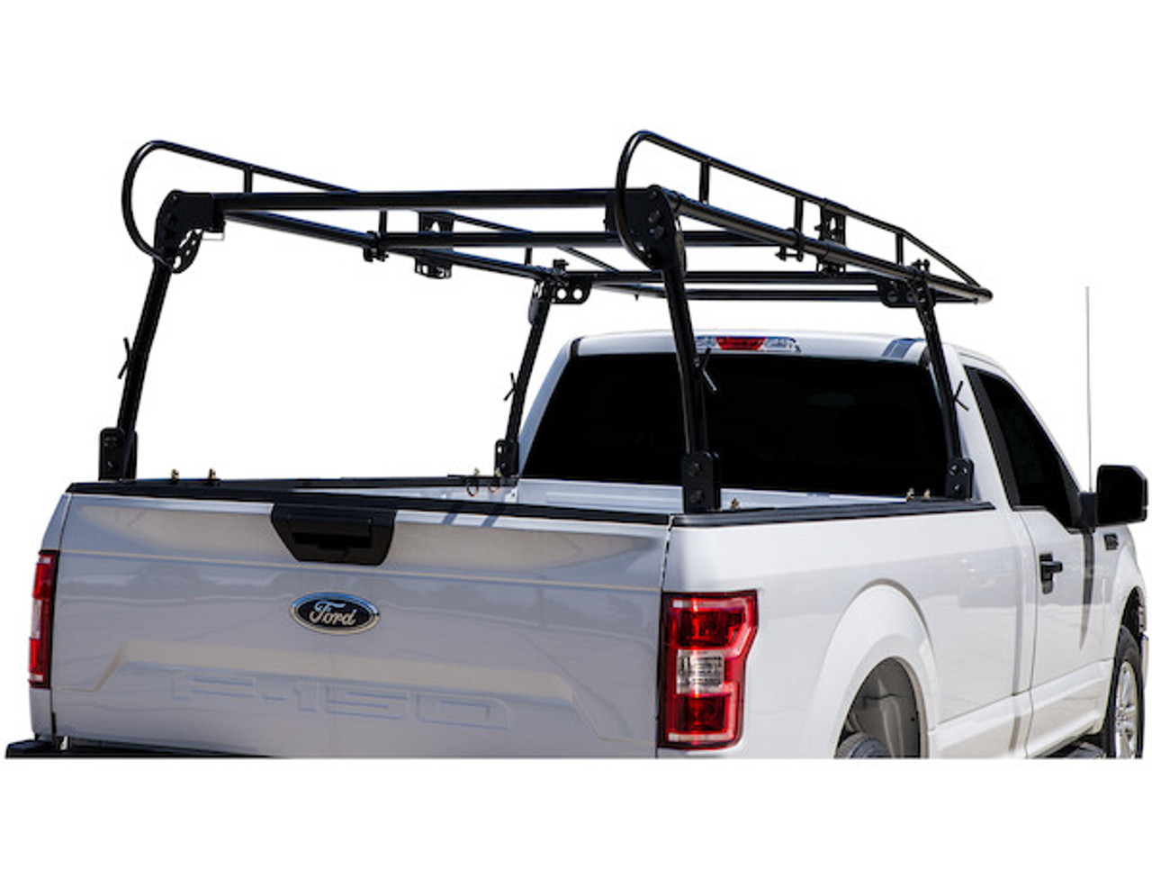 1501150 BUYERS BLACK STEEL TRUCK LADDER RACK PICTURE # 3
