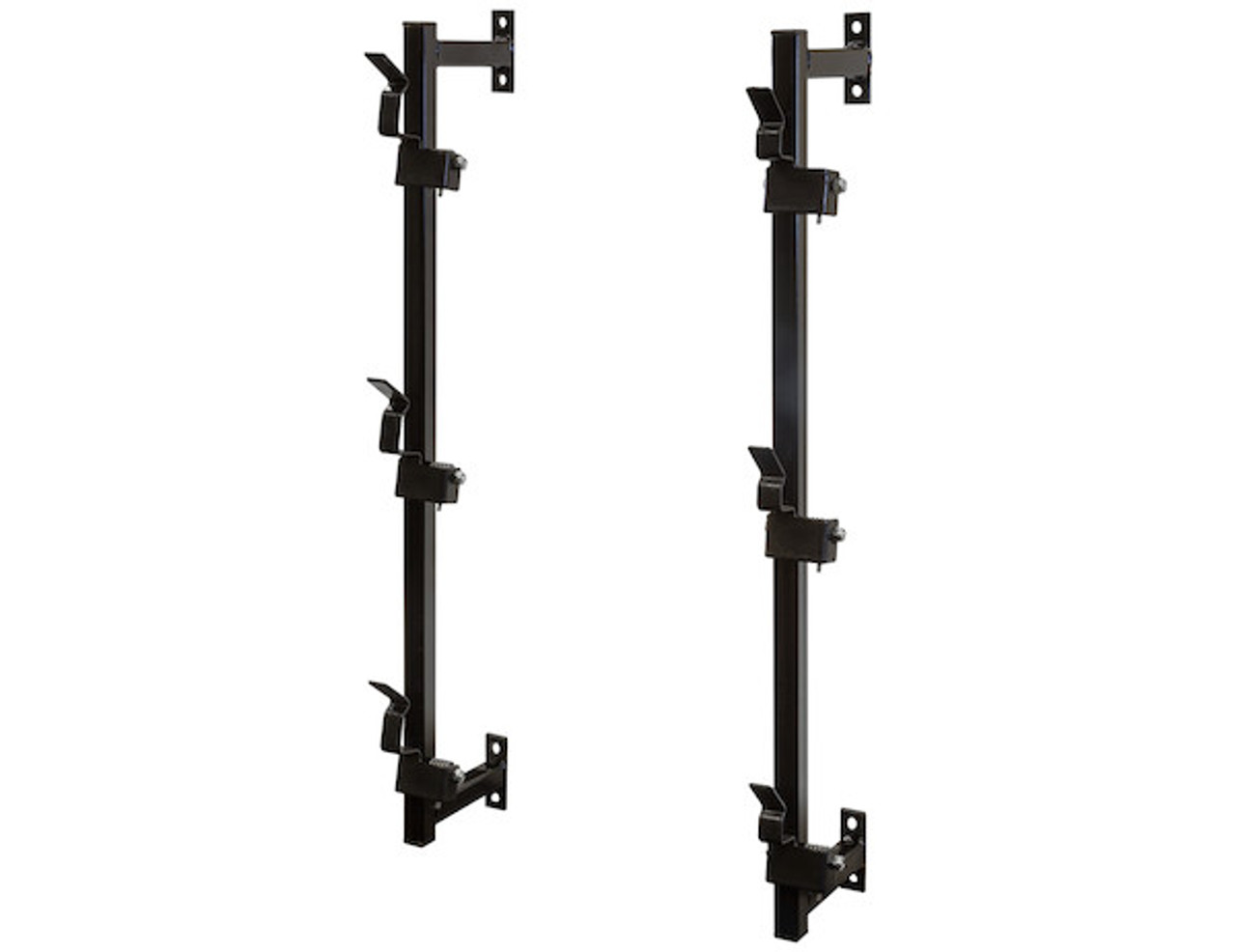 Buyers LT12 Trimmer Rack Carrier Holder for Up to 3 Trimmers for Trailers  Picture # 2