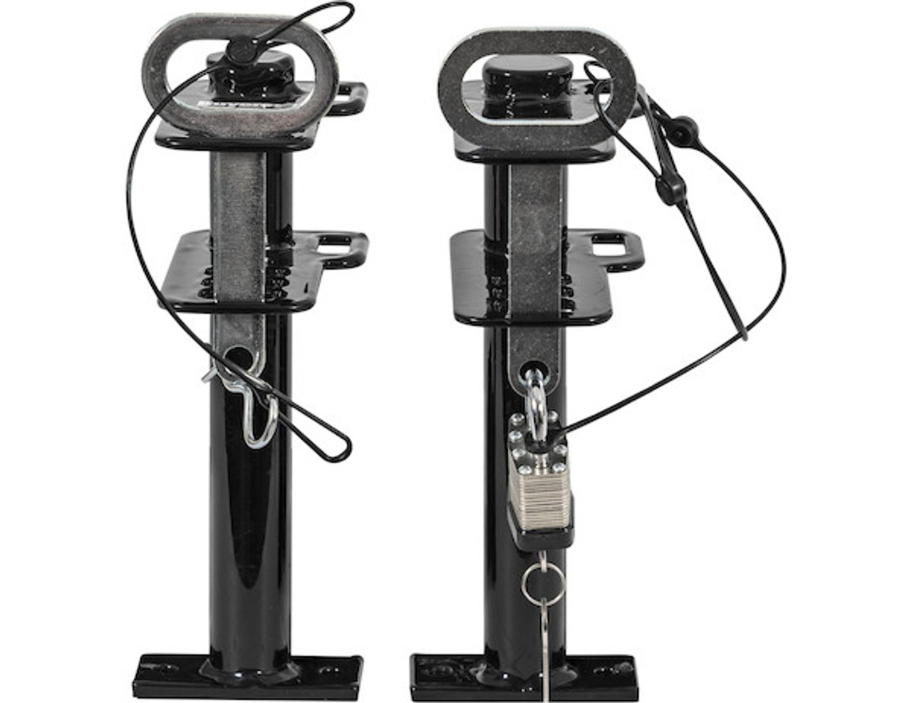 Buyers LT16 Lockable Trimmer Rack Carrier Holder for 1 Trimmer for Trailers and Trucks Picture # 8