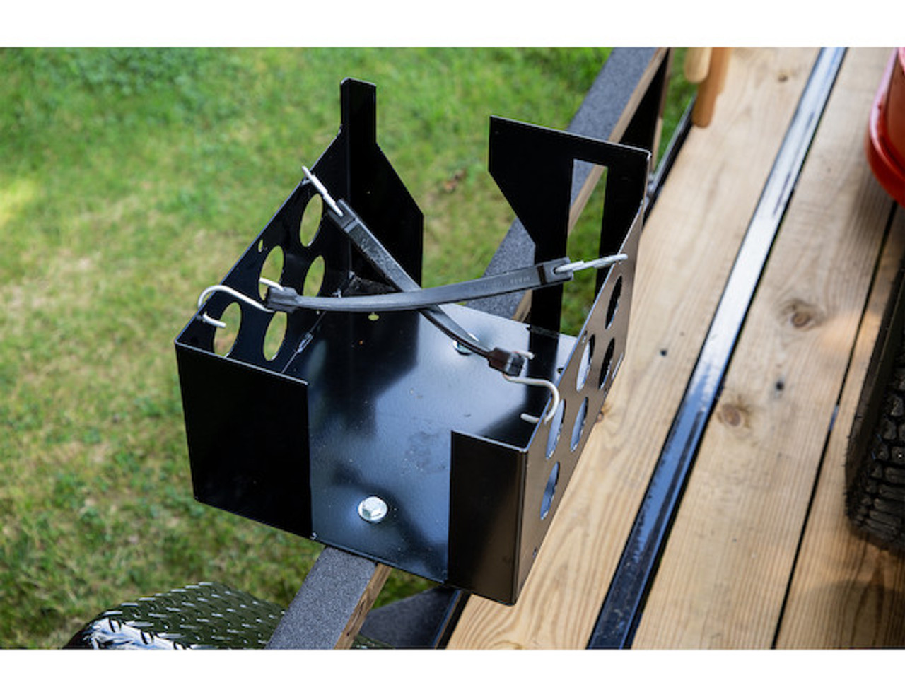 Buyers LT15 Multi-Rack storage for hedge trimmers, chainsaws and blowers for Trailers and Trucks Picture # 6