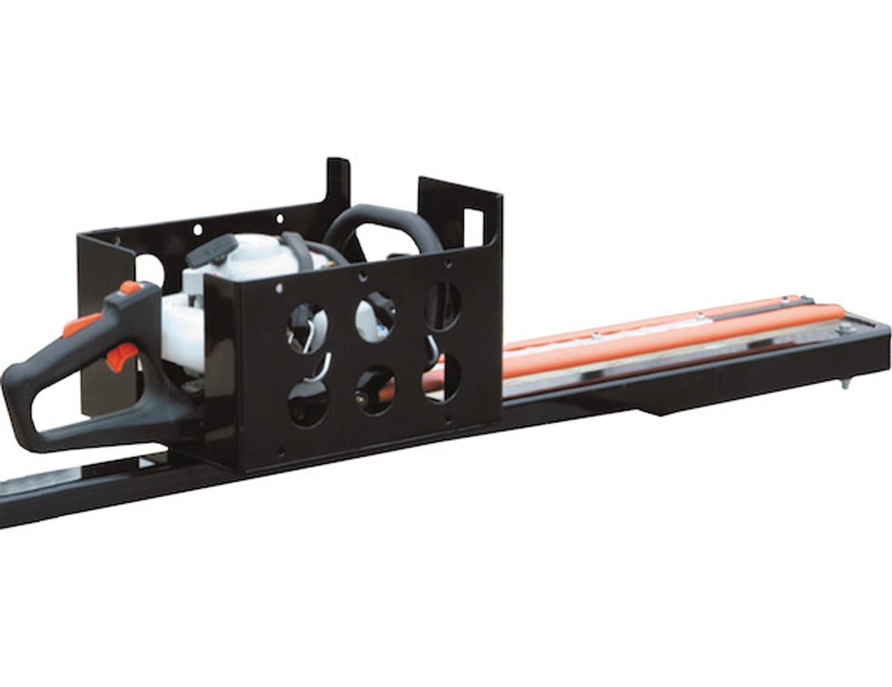 Buyers LT15 Multi-Rack storage for hedge trimmers, chainsaws and blowers for Trailers and Trucks Picture # 8