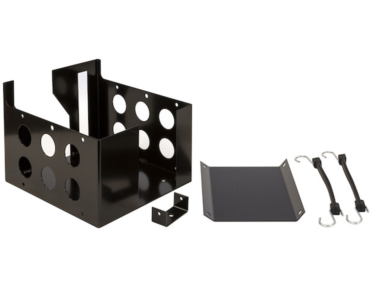 Buyers LT15 Multi-Rack storage for hedge trimmers, chainsaws and blowers for Trailers and Trucks Picture # 9