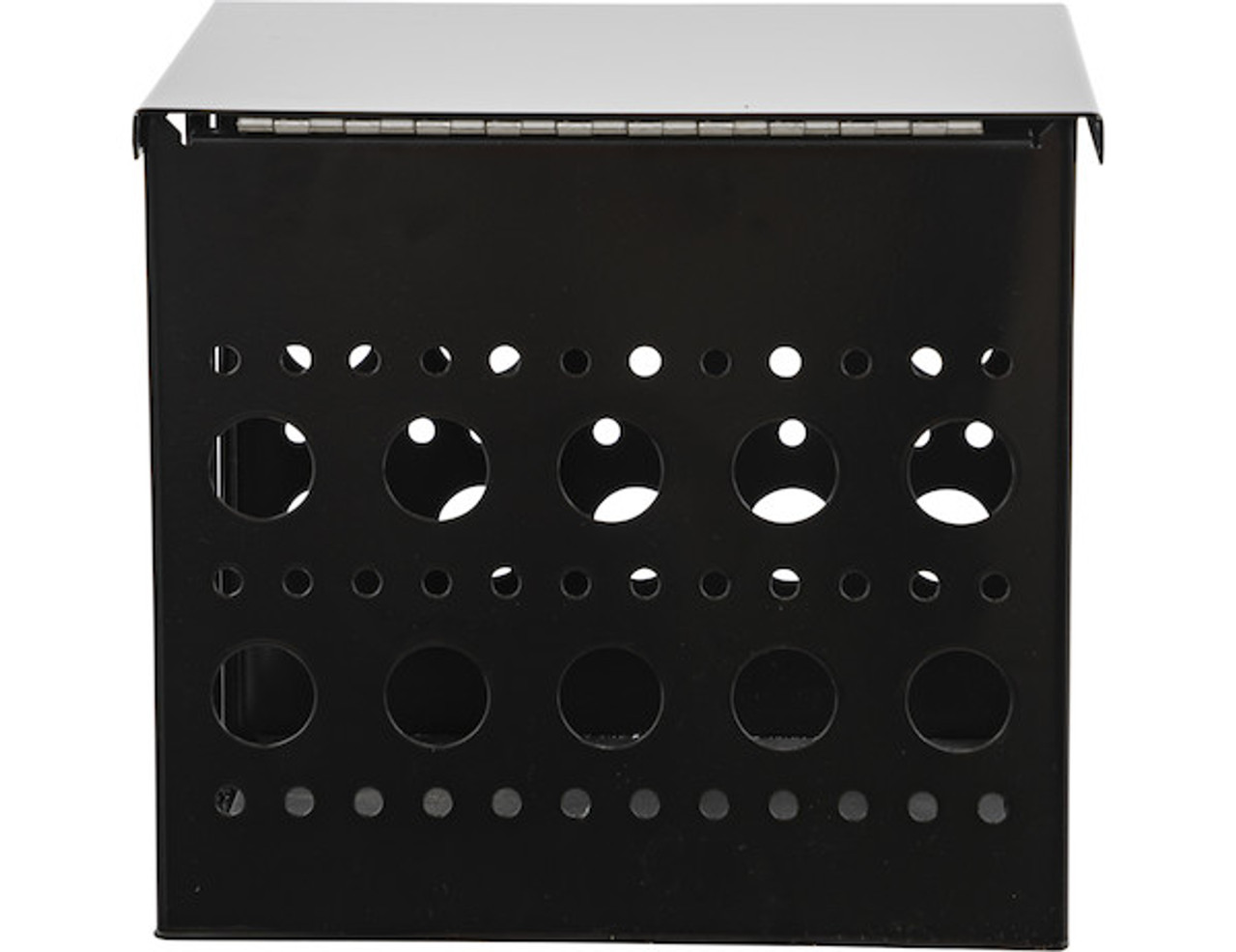 Buyers LT17 Multi-Tool Cage Storage With Lid For Open And Enclosed Landscape Trailers Picture # 8