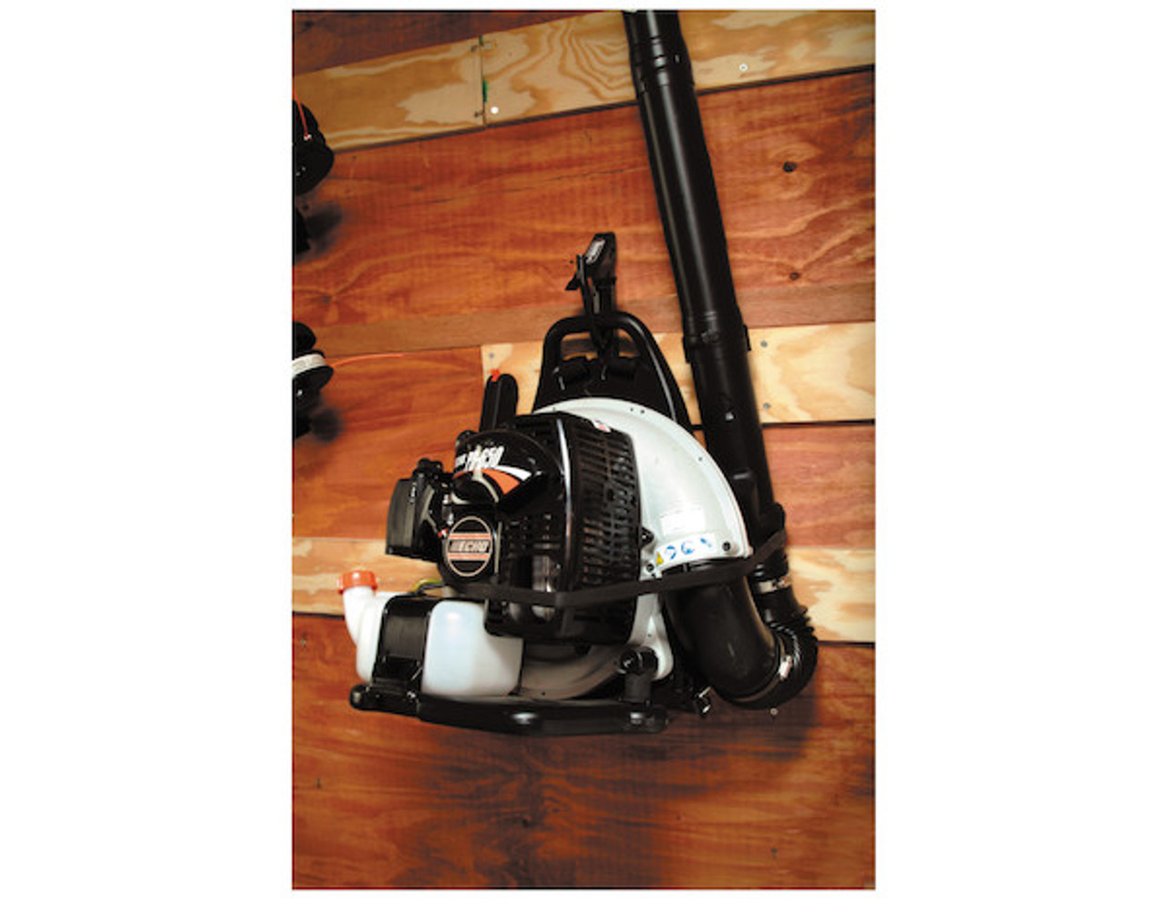 Buyers LT20 Backpack Blower Rack for Landscaping Trailers Picture # 2
