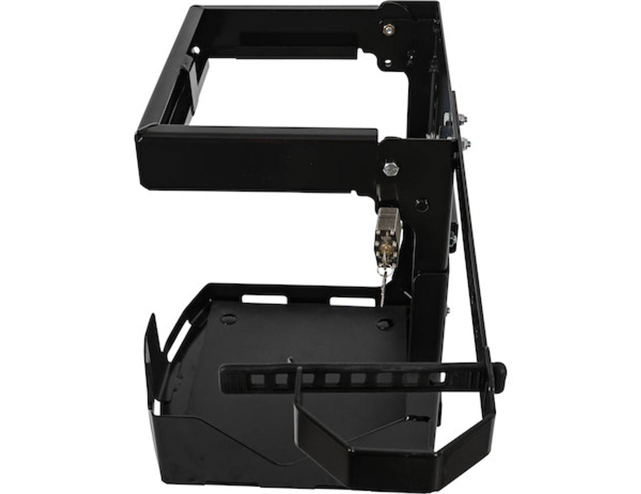 Buyers LT24 Adjustable Backpack Blower Rack For Open And Enclosed Landscape Trailers Picture # 8
