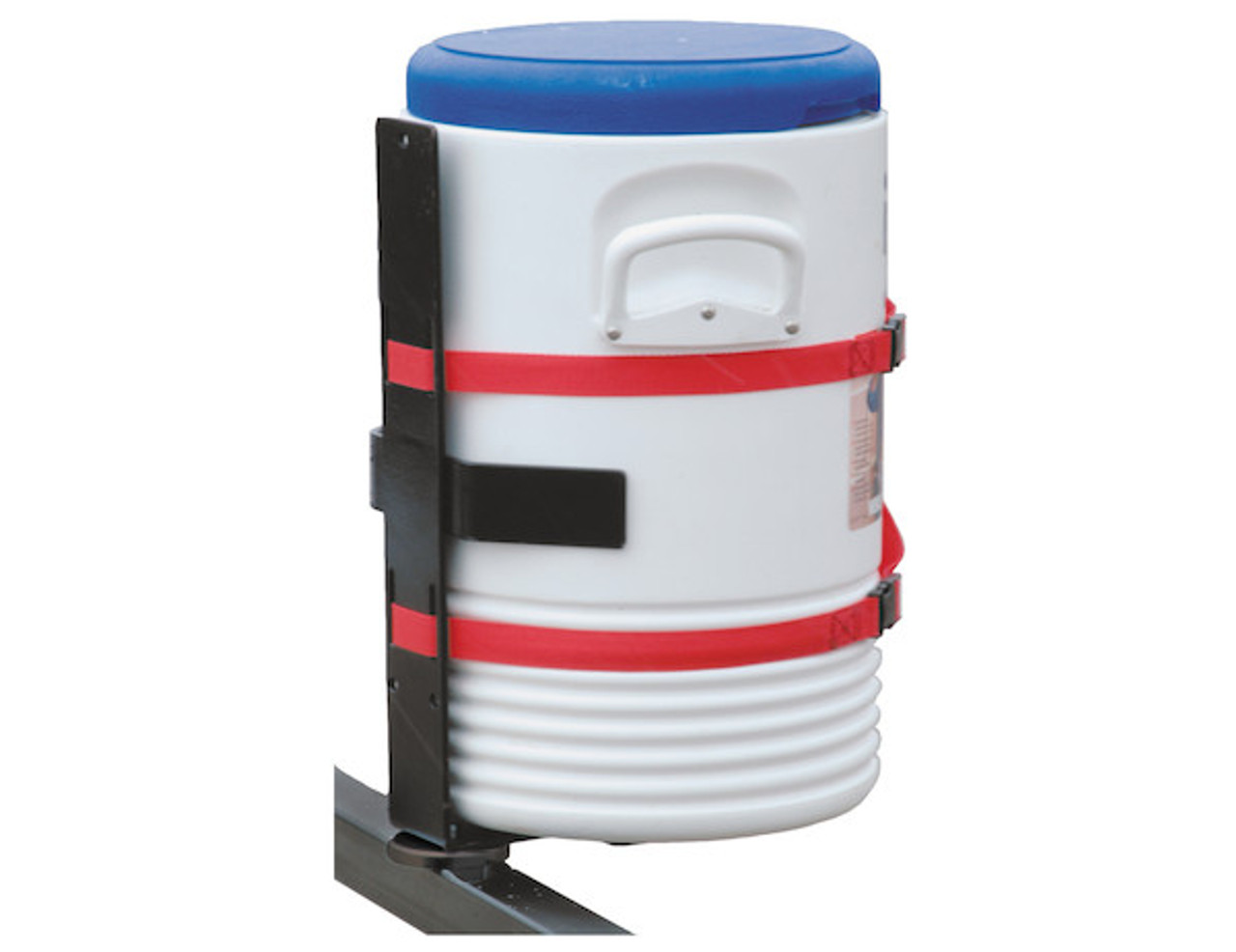 Buyers LT25 Water Cooler Rack for Landscaping Trailers, Utility Vehicles and Garages Picture # 1