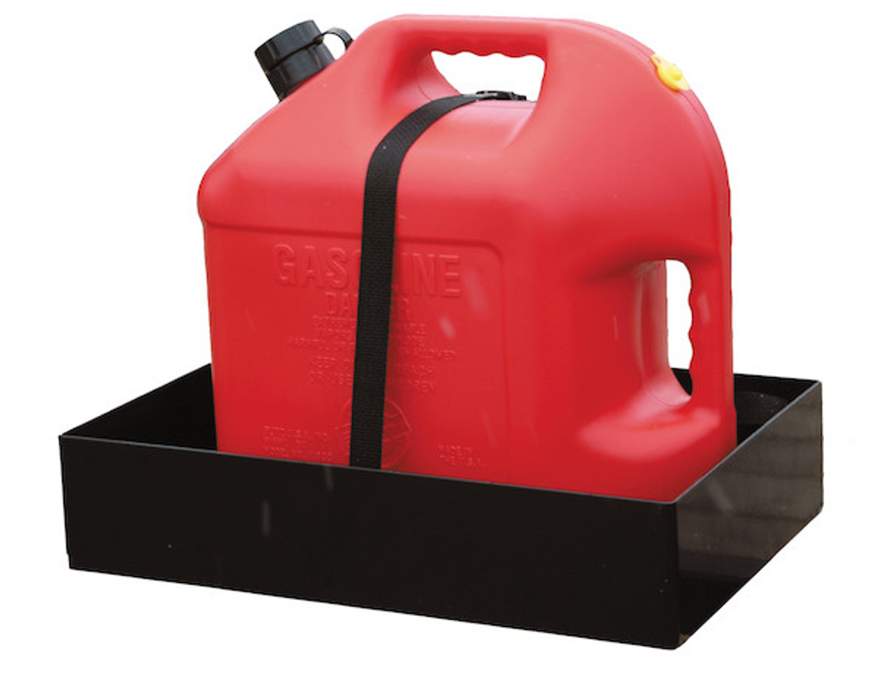 Buyers LT30 Gas Container Rack For Landscaping Trailers, Garages, Sheds, Construction Vehicles Picture # 1