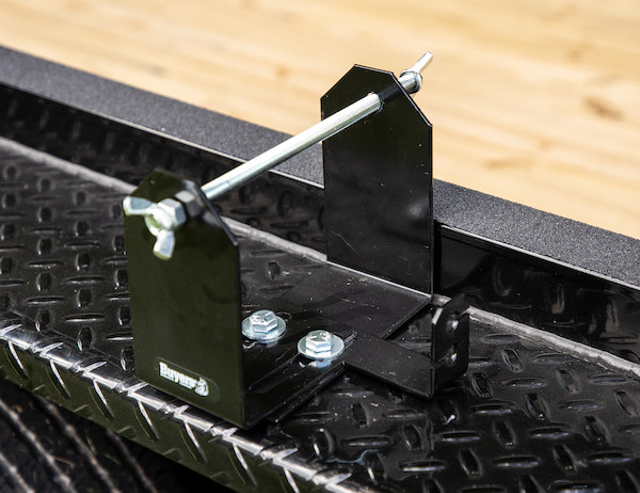 Buyers LT40 Trimmer Line Spool Bracket for Landscaping Trailers, Garages, Sheds, Construction Vehicles Picture # 7