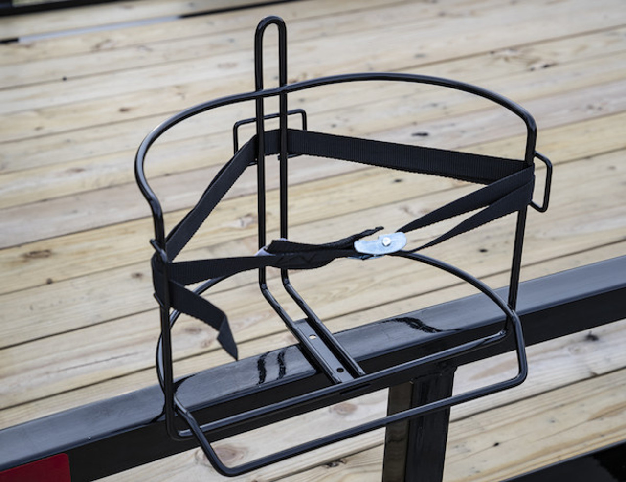 Buyers 5201007 5 Gallon Wire Form Water Cooler Rack for Trailers Picture # 3