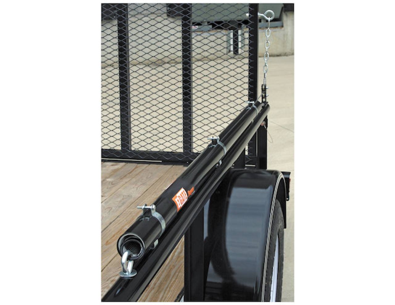 Buyers 5201000 EZ Gate™ Tailgate Assist for Landscaping Trailers and Open Style Trailers Picture # 1