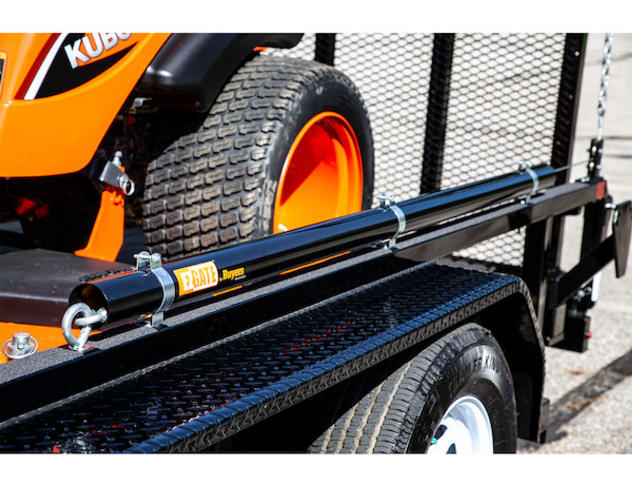 Buyers 5201000 EZ Gate™ Tailgate Assist for Landscaping Trailers and Open Style Trailers Picture # 5