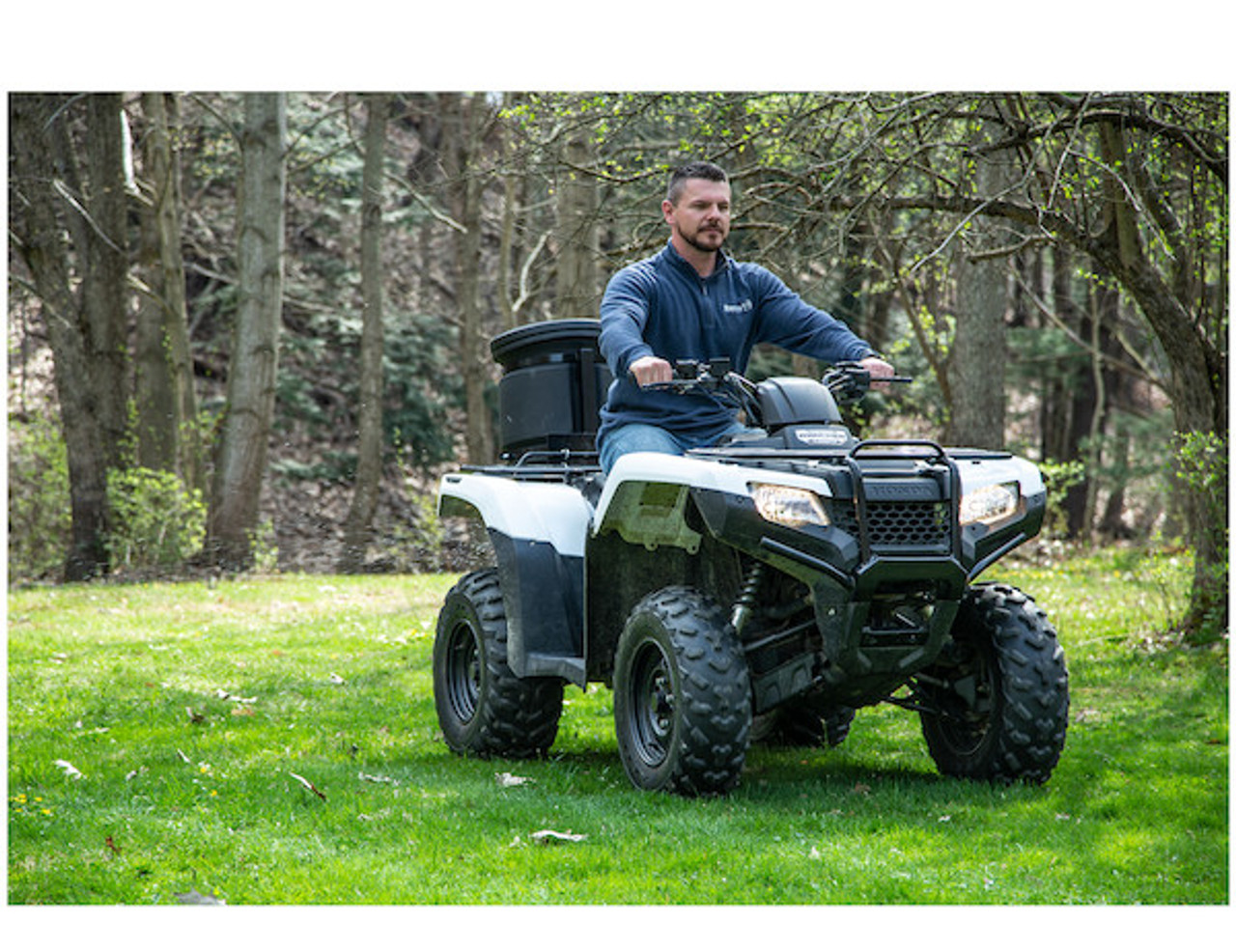 Buyers ATVS15A Vertical Mount ATV All Purpose Spreader Picture # 2