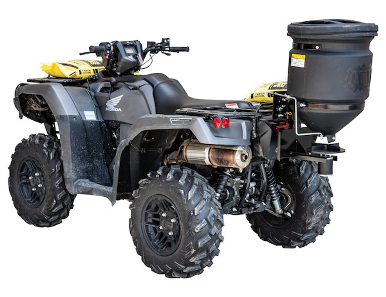 Buyers ATVS15A Vertical Mount ATV All Purpose Spreader Picture # 4