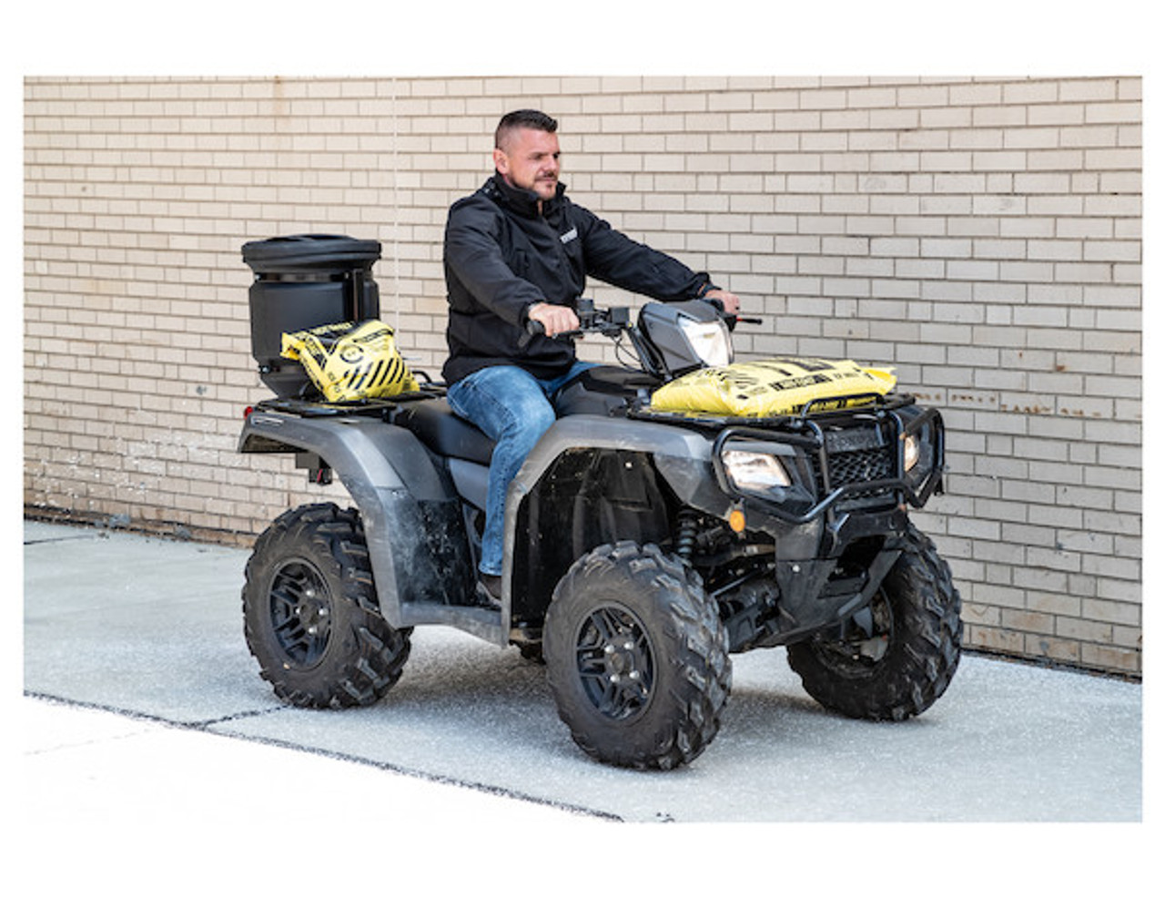 Buyers ATVS15A Vertical Mount ATV All Purpose Spreader Picture # 5