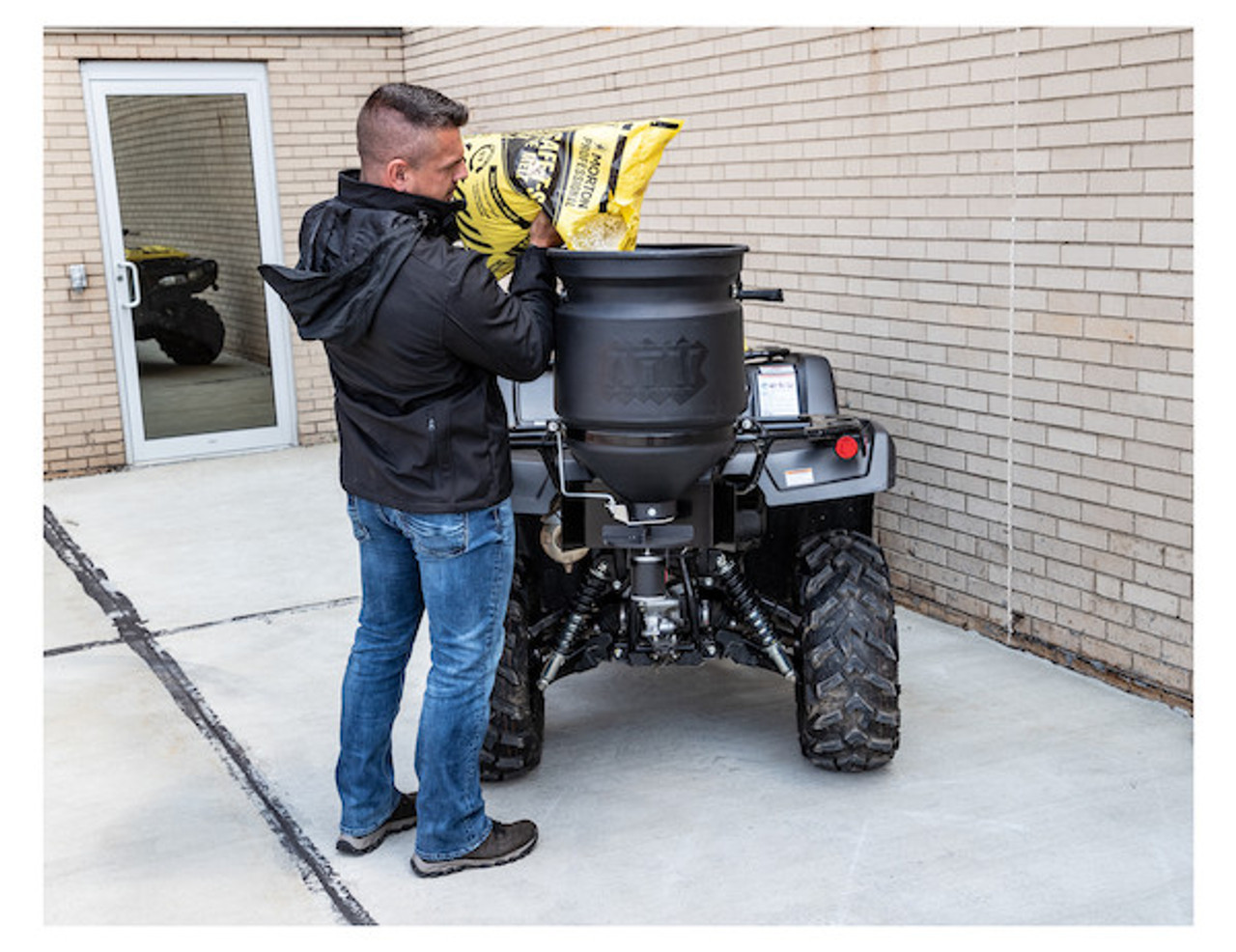 Buyers ATVS15A Vertical Mount ATV All Purpose Spreader Picture # 6