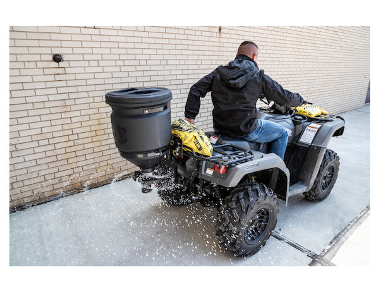 Buyers ATVS15A Vertical Mount ATV All Purpose Spreader Picture # 7