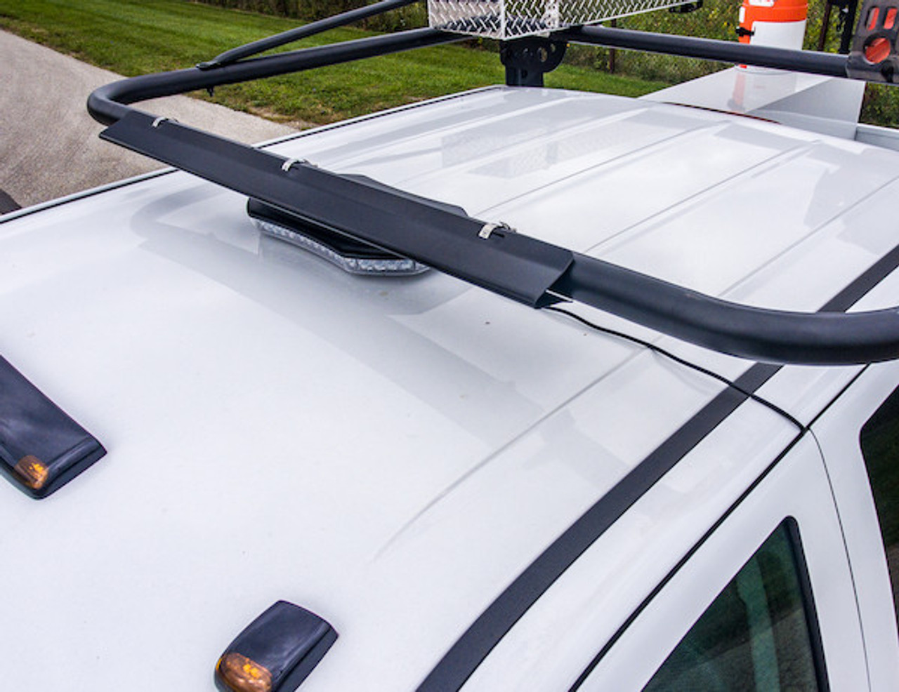Buyers 1501193 Ladder Rack Wind Deflector Kit for Painters, Electricians, Contractors Picture # 5