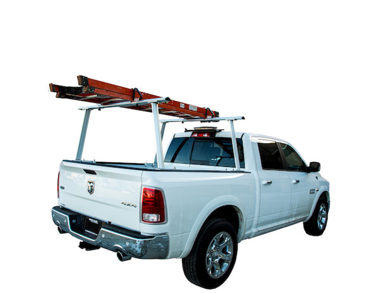 BUYERS 1501675 Aluminum Truck Rack for Contractors, Construction, Electricians Picture # 3