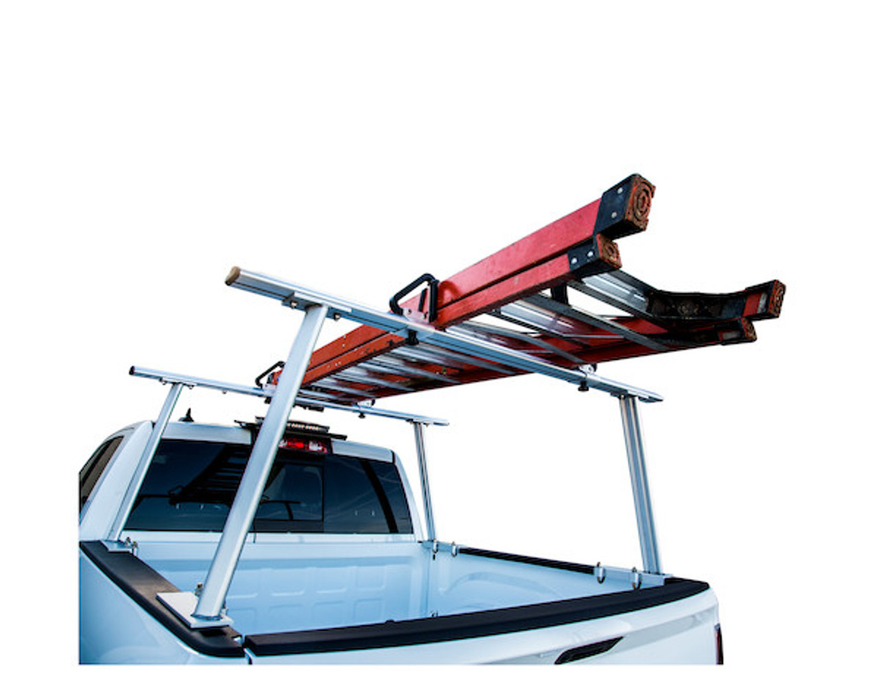 BUYERS 1501675 Aluminum Truck Rack for Contractors, Construction, Electricians Picture # 4