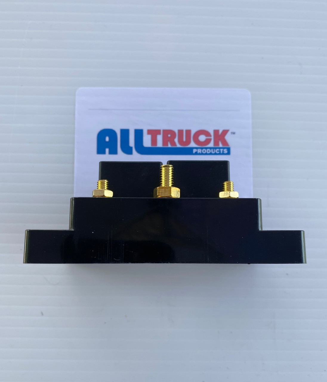 All Truck Products ATP0110 Tarp Motor or Winch Motor - Forward/Reverse Relay Module Six Terminal 12VDC 80 AMPS Picture # 3