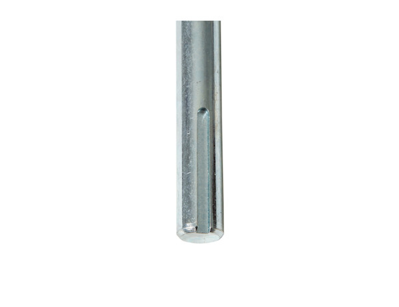 BUYERS 1420150 Replacement 23 Inch Standard Length Zinc Spinner Shaft For SaltDogg 1400 Series Spreaders 3