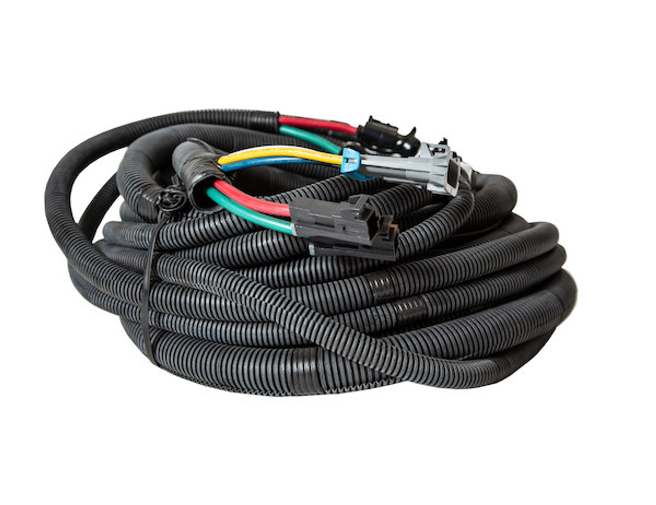 BUYERS 3016944 Replacement Main Wire Harness With 2-Pin Spinner Connector For SaltDogg Salt Spreaders 1