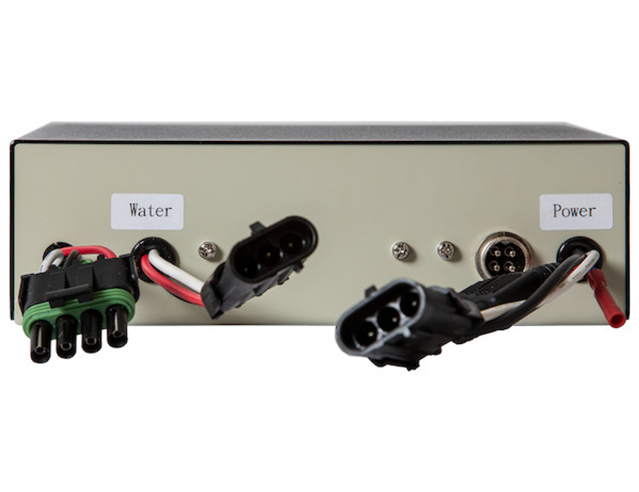 HVCO6 BUYERS PRODUCTS SALTDOGG ELECTRIC/HYDRAULIC SPREADER CONTROLLER WITH GROUND SPEED INPUT AND GPS 3
