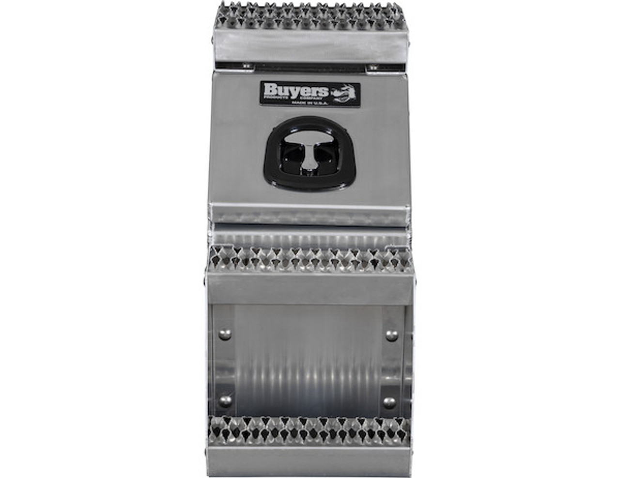 1705280 BUYERS PRODUCTS WideOpen™ Class 8 Step Tool Box For Semi Trucks - 12 Inch Width 7