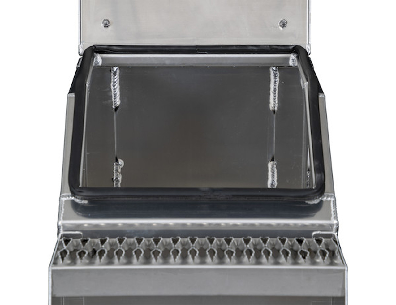 1705281 BUYERS PRODUCTS WideOpen™ Class 8 Step Tool Box For Semi Trucks - 18 Inch Width 5