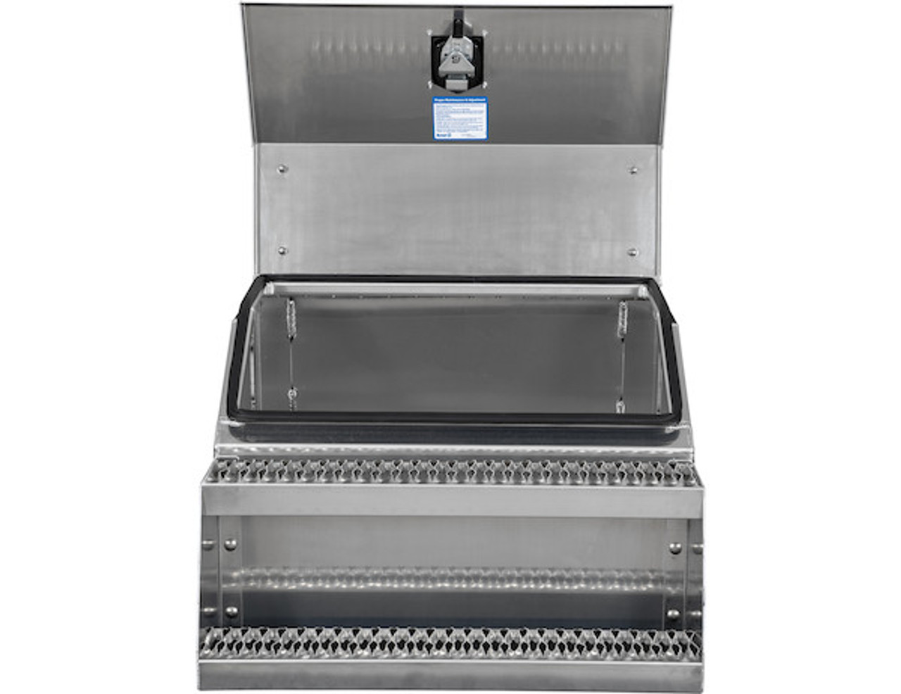 1705283 BUYERS PRODUCTS WideOpen™ Class 8 Step Tool Box For Semi Trucks - 30 Inch Width 5