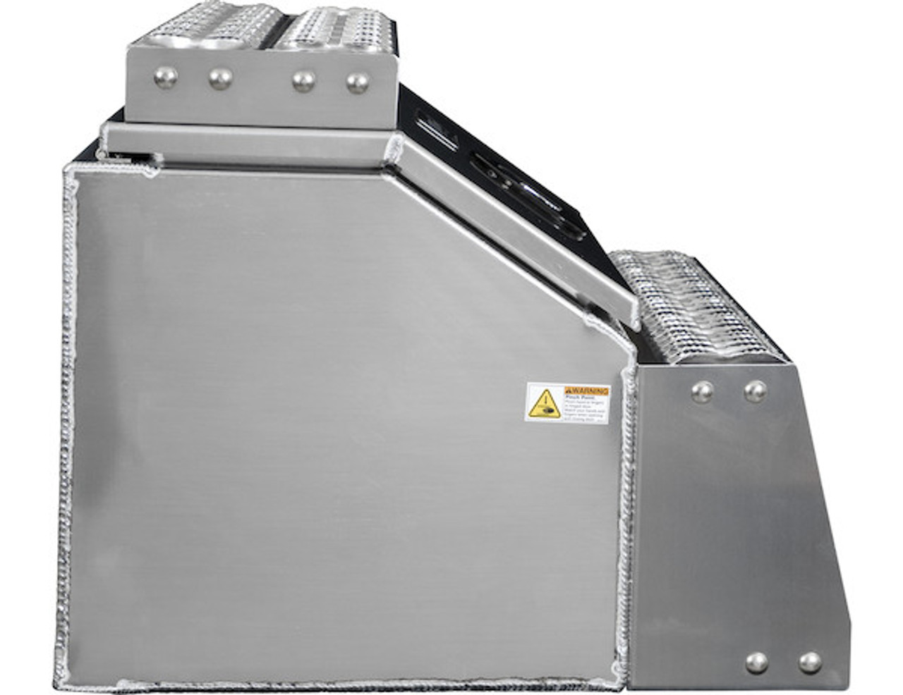 1705283 BUYERS PRODUCTS WideOpen™ Class 8 Step Tool Box For Semi Trucks - 30 Inch Width 6