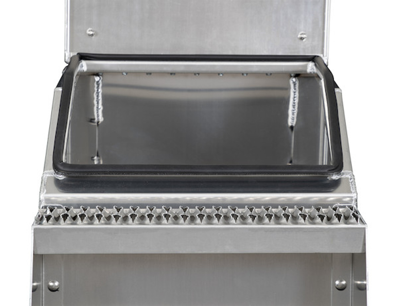 1705286 BUYERS PRODUCTS WideOpen™ Class 8 Step Tool Box For Semi Trucks - 22 Inch Width 5