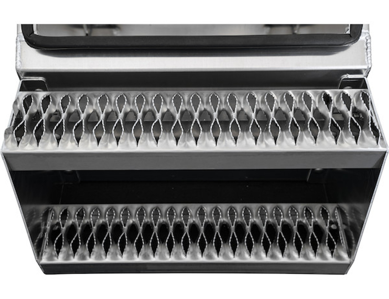 1705286 BUYERS PRODUCTS WideOpen™ Class 8 Step Tool Box For Semi Trucks - 22 Inch Width 6
