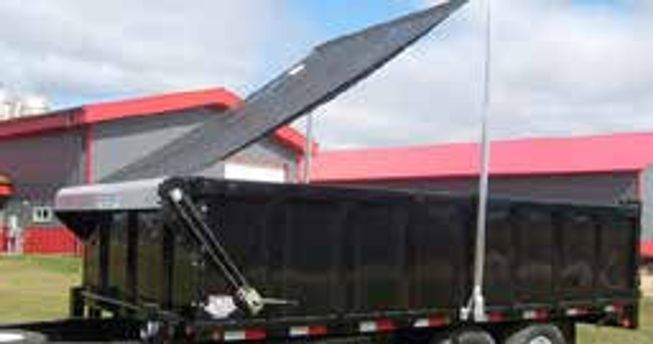TRAILER GROUND LEVEL TARP KIT