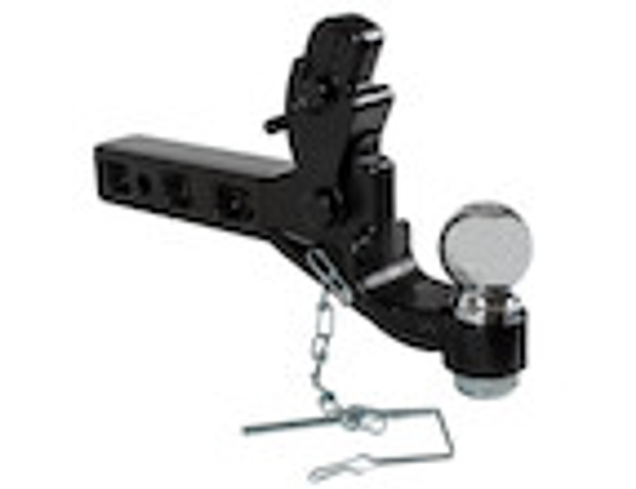 RM62000 BUYERS 6 Ton Combination Hitch - Pintle Hitch With 2 Inch Ball