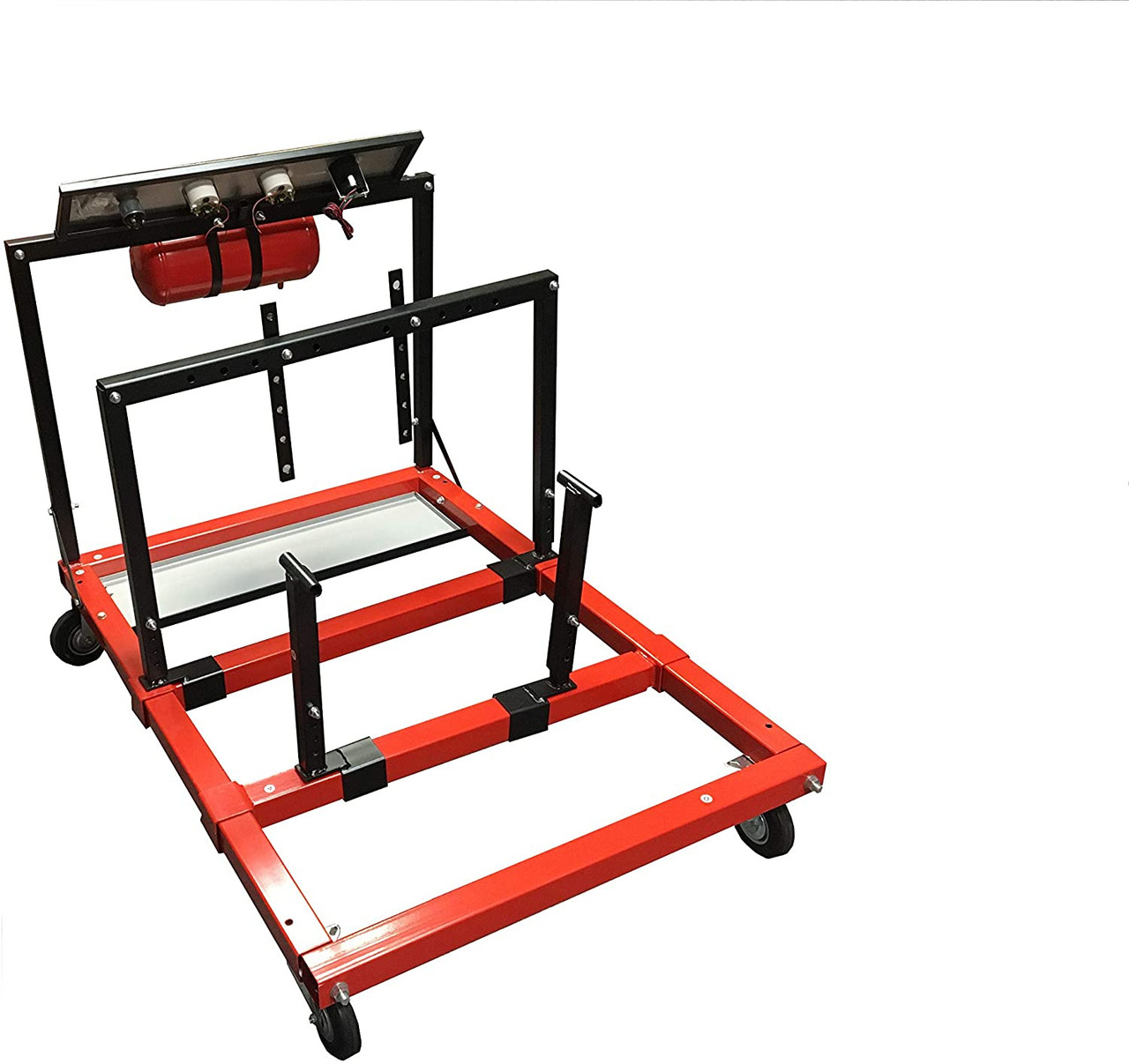 Larin METS-1 BUYERS SALTDOGG Mobile Engine Testing Station stand BACK